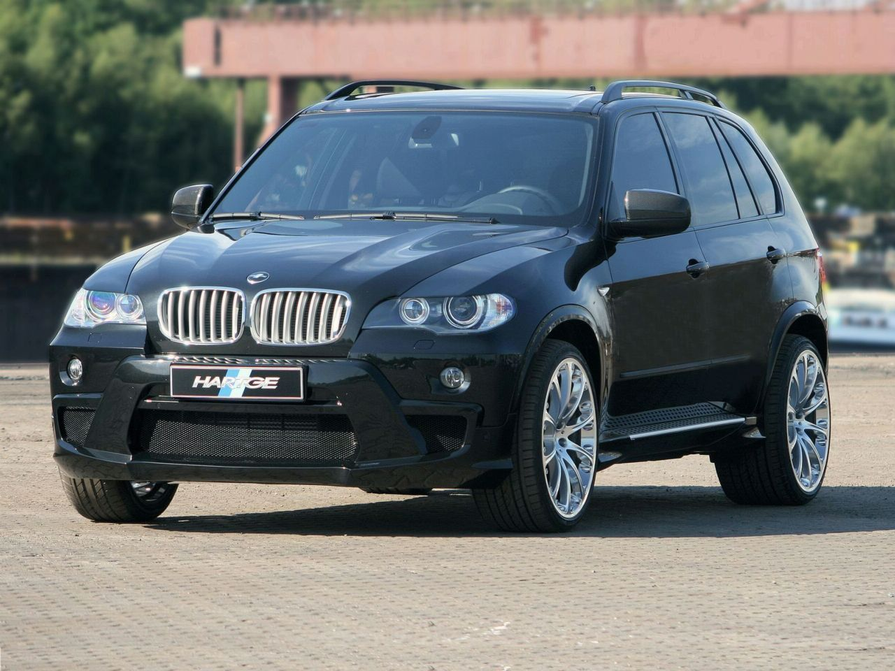 bmw x5 xdrive 35d by hartge news tuning directory. Black Bedroom Furniture Sets. Home Design Ideas