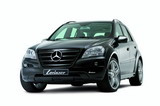 Mercedes M-Class Facelift by New Lorinser