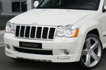 Jeep Cherokee Overland by Startech