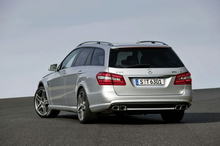 Mercedes E63 Estate by AMG