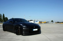 Nissan GT-R by AVUS Performance