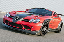 Hamann SLR Volcano Red Edition