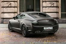 Bentley Continental GT Bullet by TopCar