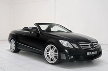 Mercedes E-Class  Cabriolet by Brabus