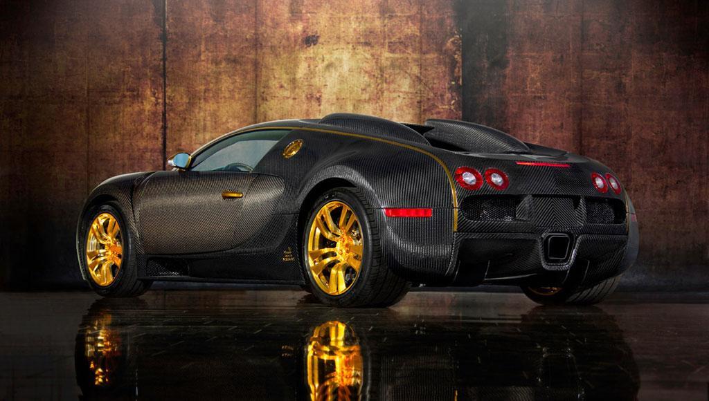 mansory bugatti veyron linea vincero d 39 oro news tuning. Black Bedroom Furniture Sets. Home Design Ideas
