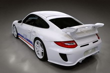 Porsche 997 GT3 and 997 GT3 RS by 9ff