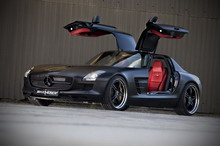 Mercedes SLS AMG by Kicherer