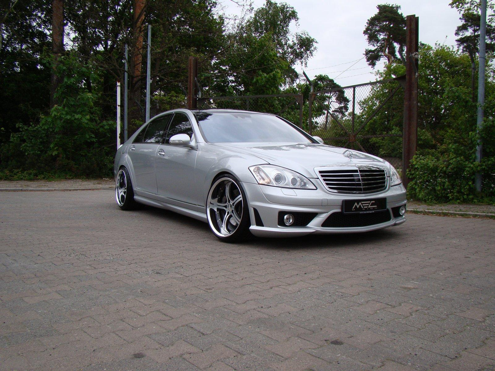 mercedes w221 s class by mec design news tuning directory. Black Bedroom Furniture Sets. Home Design Ideas