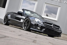 2010Mercedes SL-Class R230 facelift by Prior Design