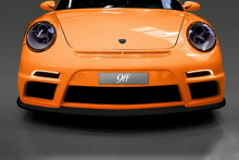 Porsche 997 Turbo by 9ff