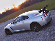 Nissan GT-R by Switzer