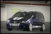 VW Touran tuning by MR Car Design