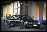 Mercedes C63 AMG tuned by Wimmer