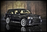 Range Rover Sport tuning  by Mansory