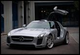 Mercedes SLS AMG tuning by FAB Design
