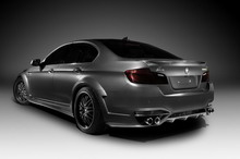 BMW 5-series tuning by TopCar