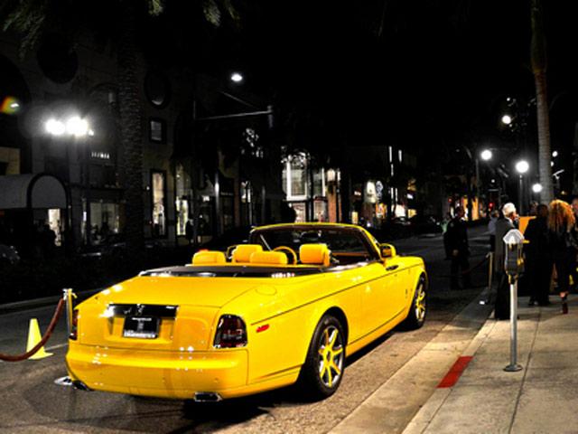 Rolls Royce Drophead Coupe Bijan Edition